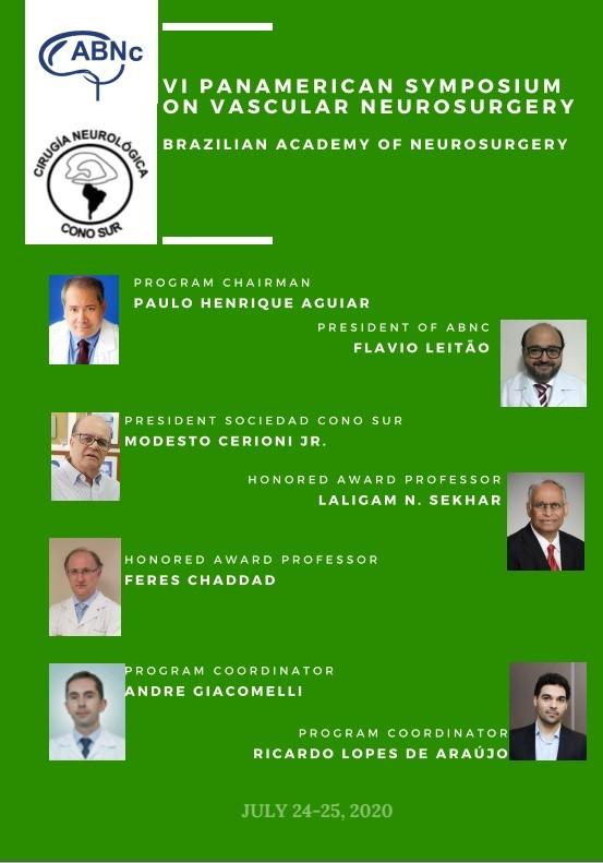VI Panamerican Symposium on Vascular Neurosurgery